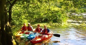 Paddling Power adds to Fundraising Efforts