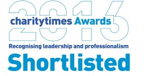 Langley Shortlisted for Charity Times Award