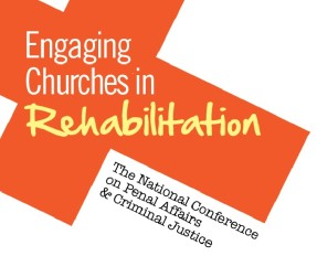 Engaging churches in rehabilitation logo - National Conference on Penal Affairs
