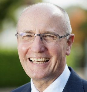 Malcolm Hayes, new Chair of Trustees - Langley House Trust and Kainos Community