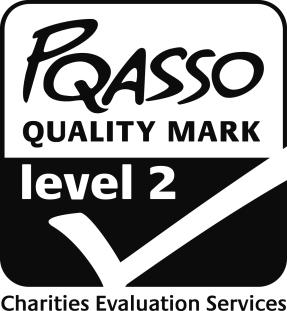 PQASSO Quality Mark Level 2 logo