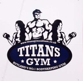 Titan's Gym Logo - Rutland's No 1 Bodyshaping Gym