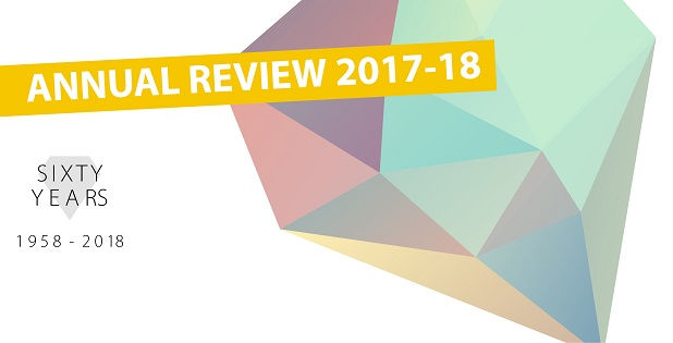 Read our 2017-2018 Annual Review