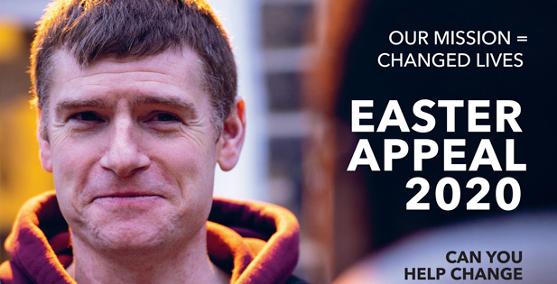 Easter Appeal -  Can you help change more lives like Philip's?