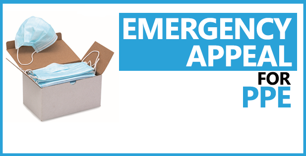 Emergency Appeal for PPE
